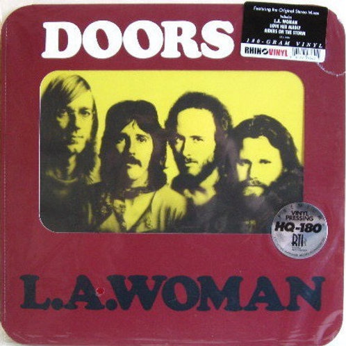 The Doors: L.A. Woman 180gr vinyl record