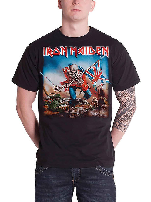 Iron Maiden: The Trooper T-Shirt