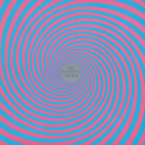 The Black Keys: Turn Blue Vinyl Record (LP/CD)