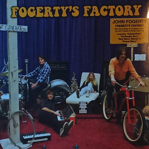 John Fogerty: Fogerty's Factory Vinyl Record