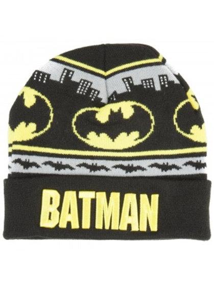 Batman Cuff Beanie