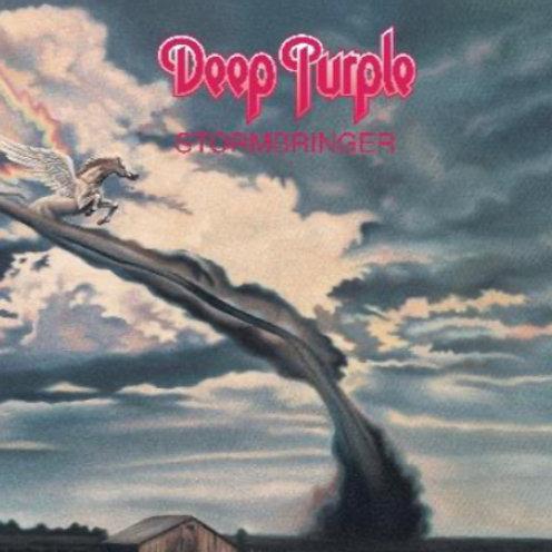 Deep Purple: Stormbringer Vinyl Record