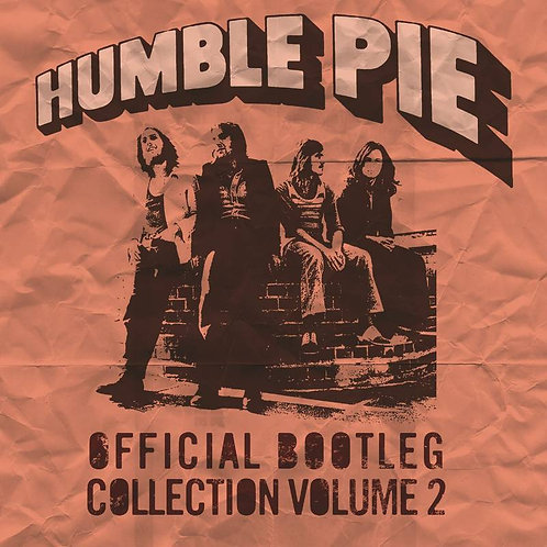 Humble Pie: Official Bootleg Collection Volume 2 Vinyl Record