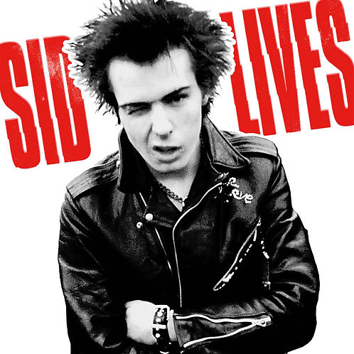 Sid Vicious: Sid Lives Double Live album Record Store Day Black Friday