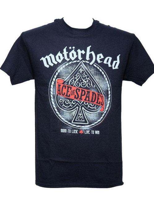 Motorhead: Ace Of Spades T-Shirt