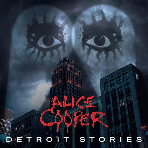 Alice Cooper: Detroit Stories Vinyl Record
