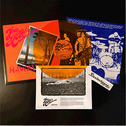 The Young Canadians: Hawaii 40th Anniversary Vinyl Record