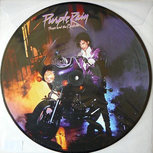 Prince: Purple Rain Picture Disc