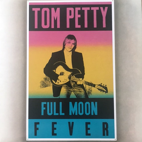 Tom Petty: Full Moon Fever Reissue Album