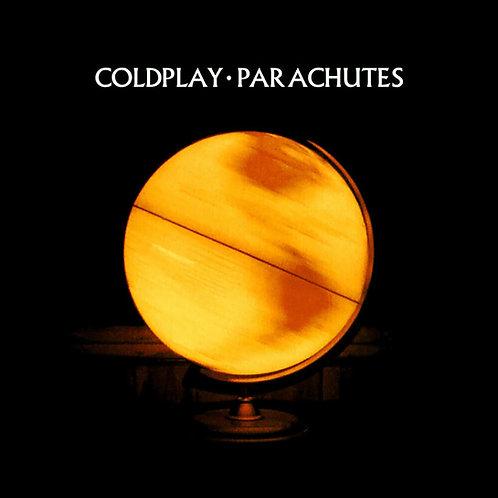 Coldplay: Parachutes Yellow Vinyl Record