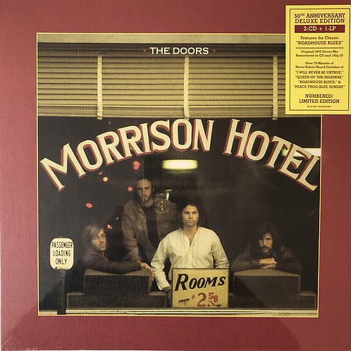 The Doors: Morrison Hotel 50th Anniversary Deluxe Edition