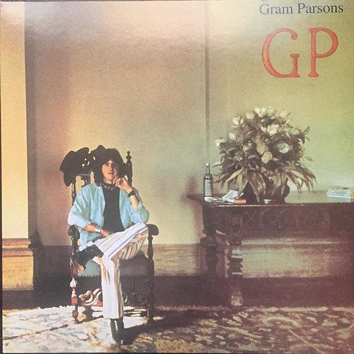 "Gram Parsons: GP Vinyl Record w/Bonus 7"""