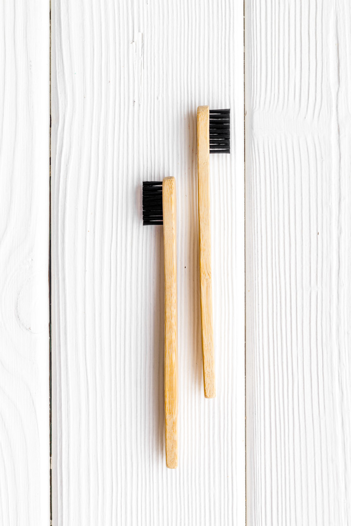Dental care with eco friendly bamboo too