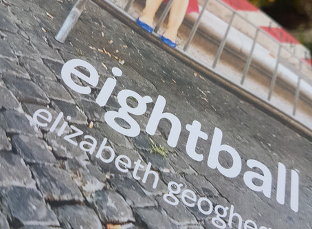 On travel writing and other thoughts from the author of eightball