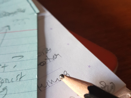 Writing long, writing short
