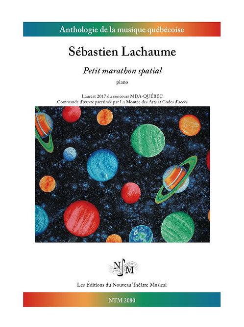 LACHAUME, Sébastien - Petit marathon spatial