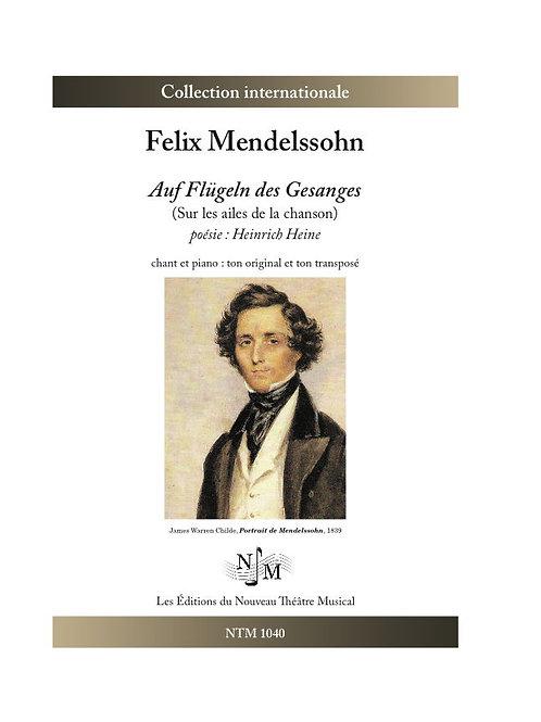 MENDELSSOHN, Félix - L'autre rivage (Laplante-Duval)