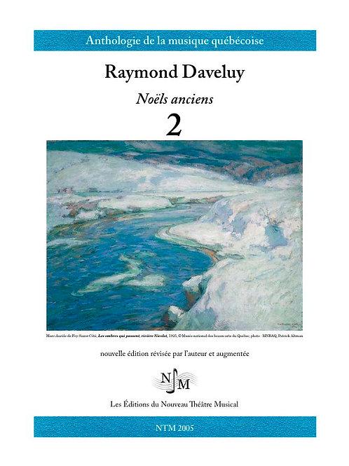 DAVELUY, Raymond (1926-2016) - Noëls anciens - Vol. 2
