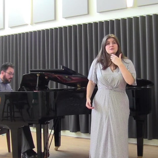 FORTIER, Achille - Ici-bas (Sully Prud'homme) - Laurie TREMBLAY, soprano