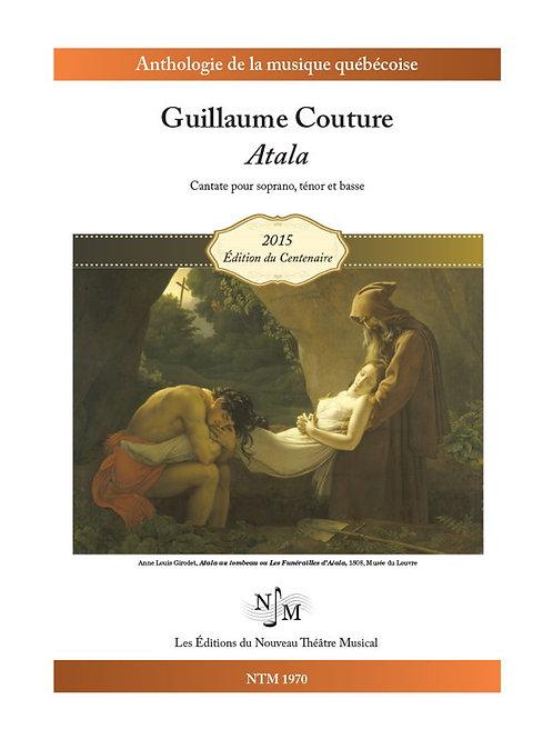 COUTURE, Guillaume (1851-1915) - Atala - Cantate