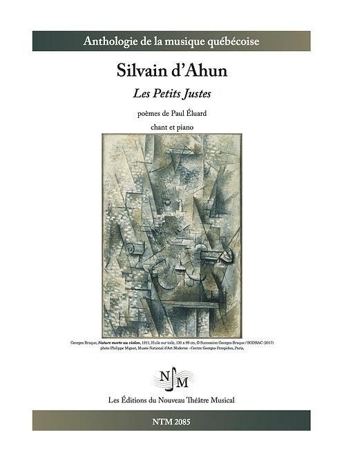 D'AHUN, Silvain - Les Petits Justes (Paul Éluard)