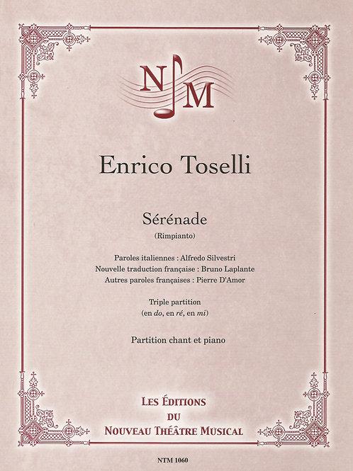 TOSELLI, Enrico - Sérénade - Rimpianto