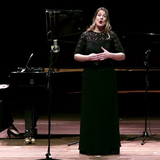 BLACKBURN, Maurice - Soir d'hiver - Barbara MARTA, mezzo-soprano