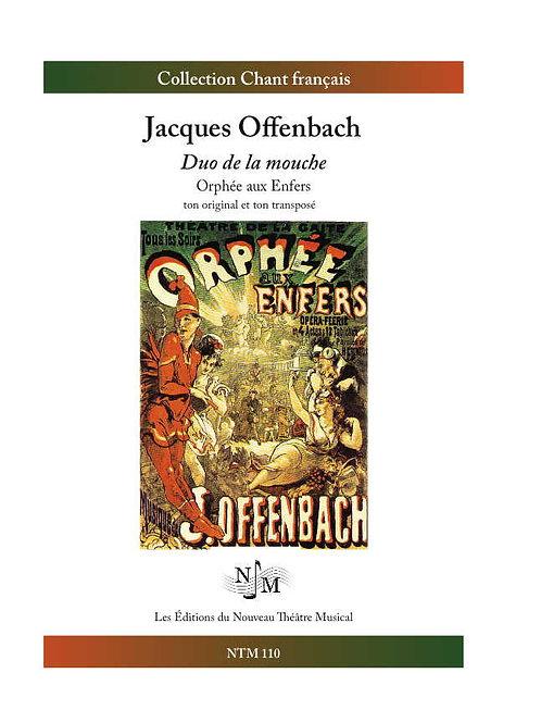 OFFENBACH, Jacques - Duo der la mouche (extr. Orphée aux Enfers)