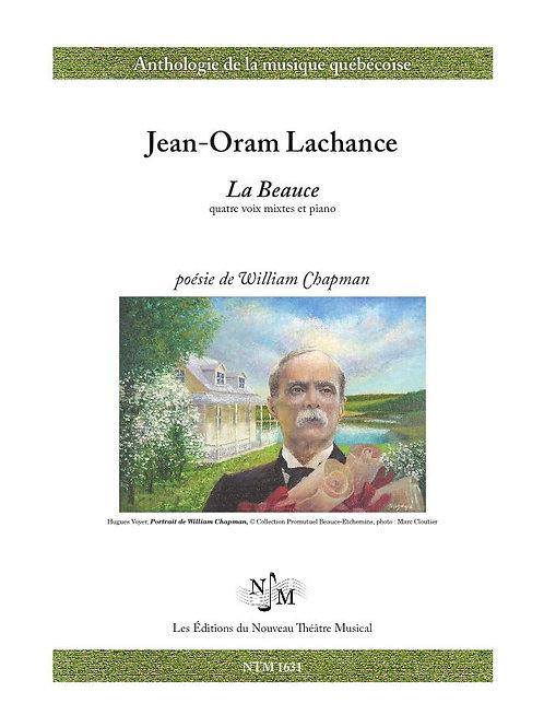 LACHANCE, Oram (1886-1959) - La Beauce (William Chapman)
