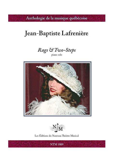 LAFRENIÈRE, Jean-Baptiste (1874-1912) - Rags & Two-Steps