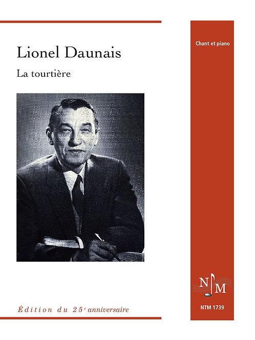 DAUNAIS, Lionel - La tourtière