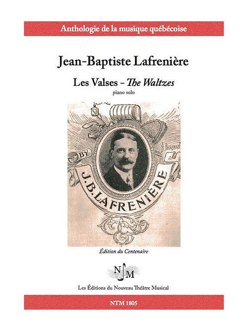 LAFRENIÈRE, Jean-Baptiste - Les Valses