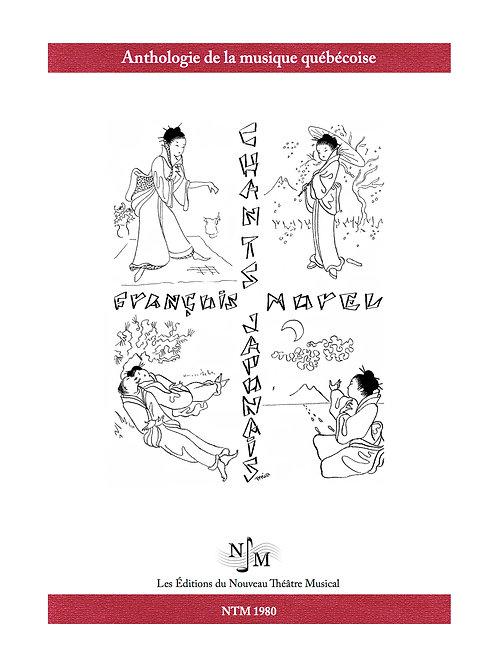 MOREL, François - Quatre chants japonais
