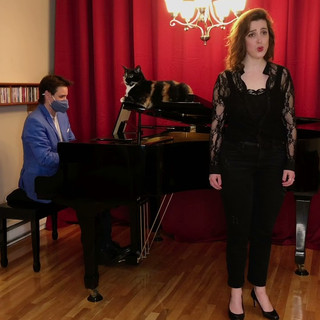 FORTIER, Achille - Ici-bas (Sully Prud'homme) - Catherine ST-ARNAUD, soprano