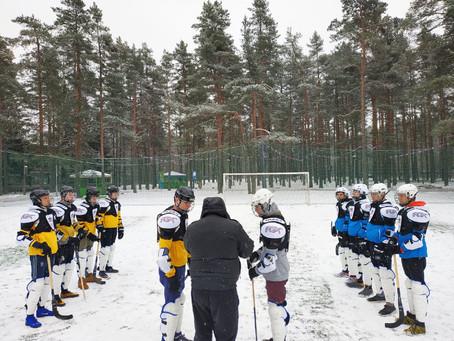 VII зимний спортивный турслет школ