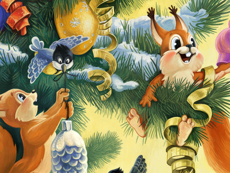 «Новогодние сказки» 2-3 классы