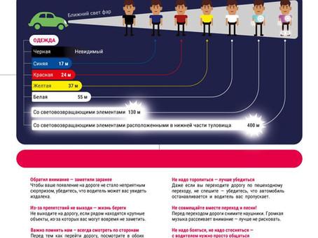 20 мая 2020 года в Санкт-Петербурге проводится Единый день детской дорожной безопасности