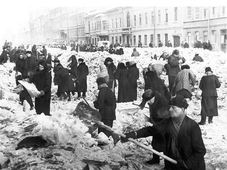 «Голос блокадного Ленинграда»