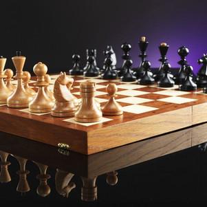 Наши шахматисты летом