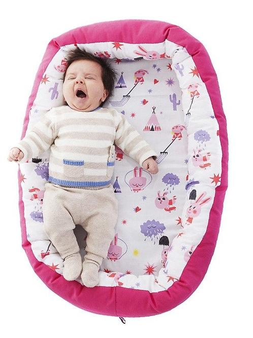 Nido bebe Pink Rabbit
