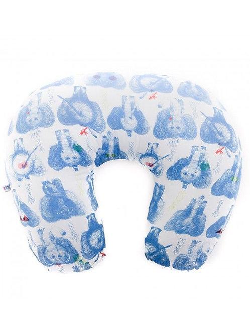 Cojin lactancia embarazo Blue Dumbo