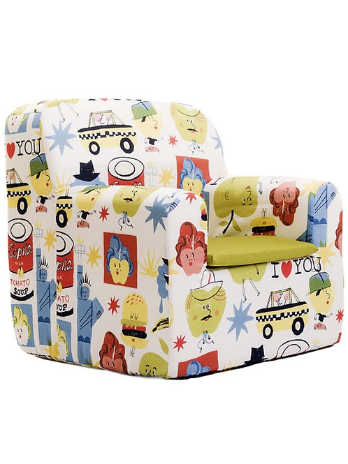 Sillon infantil Big Apples