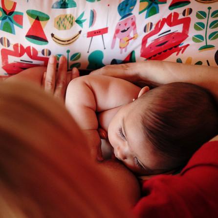 Dudas sobre la leche materna y la leche de fórmula
