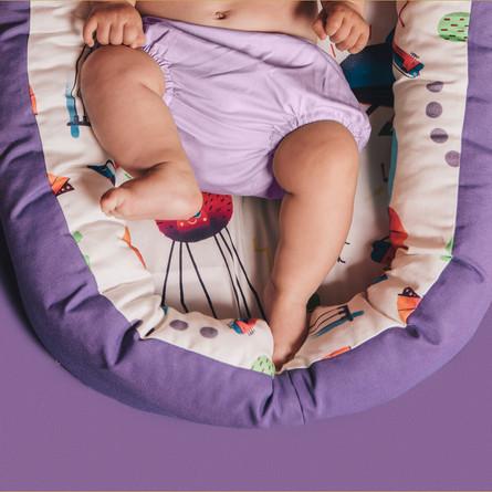 Consejos para aliviar los cólicos del bebé.