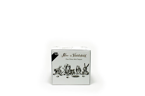 Alice in Wonderland Mini Teapot