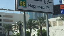 A memorable and happy trip delivering happiness at work in Dubai