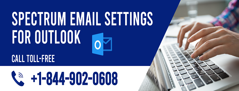 Spectrum Email Settings Outlook