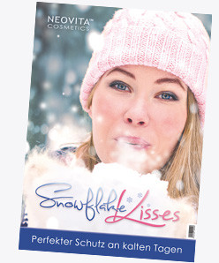 Zur Zeit im Angebot solange der Vorrat reicht - Winterpflege für Lippen und Hände