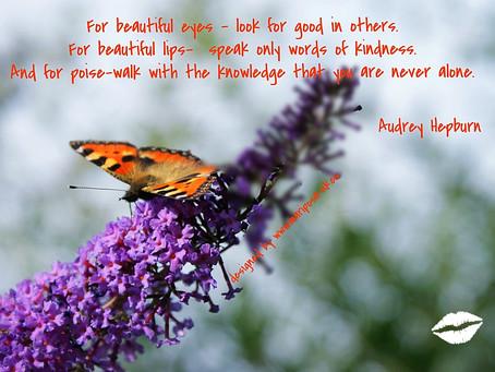 #Zitate #Audrey Hepburn
