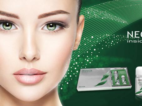 NEOVITA Inside & OUT - innovative Hautpflege von Innen und von Außen!